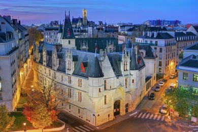Hôtel de Sens, Paris, France
