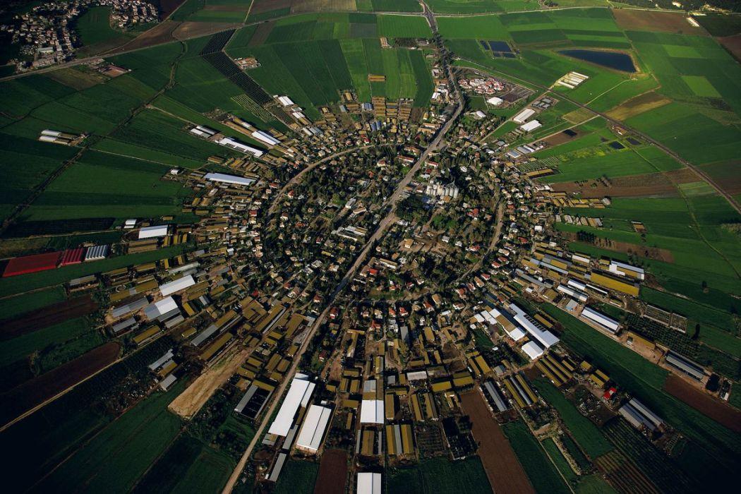 Ferme Moshav, Israël