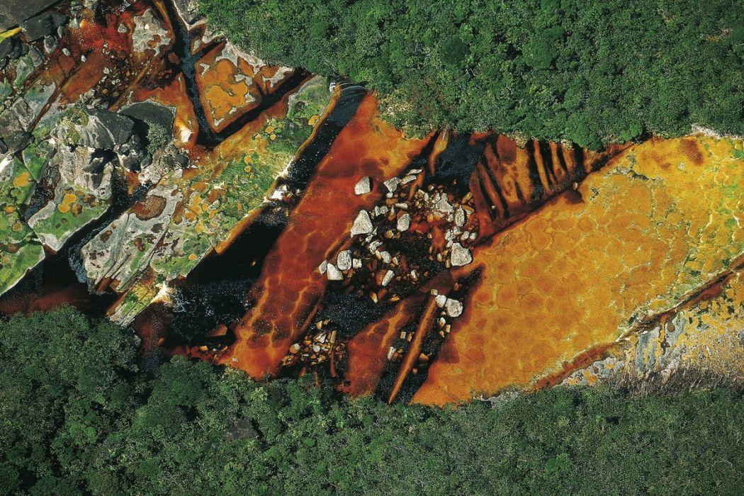 Rivière, Venezuela
