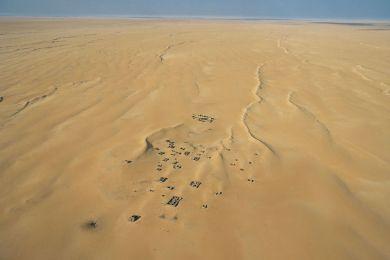 Village of Araouane, Mali