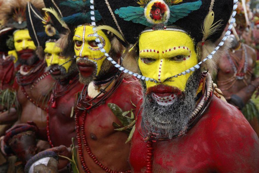 Mount Hagen, Papouasie-Nouvelle Guinée