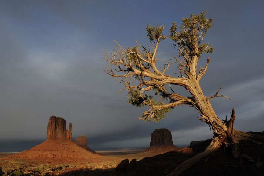 Monument Valley, Navajo Tribal Park, Etats-Unis