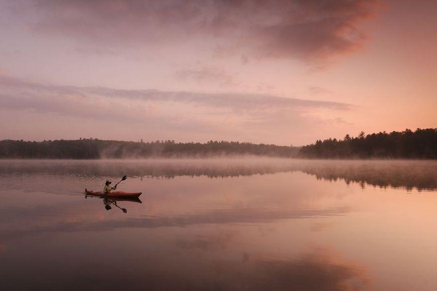 Kayak, Wisconsin, Etats-Unis