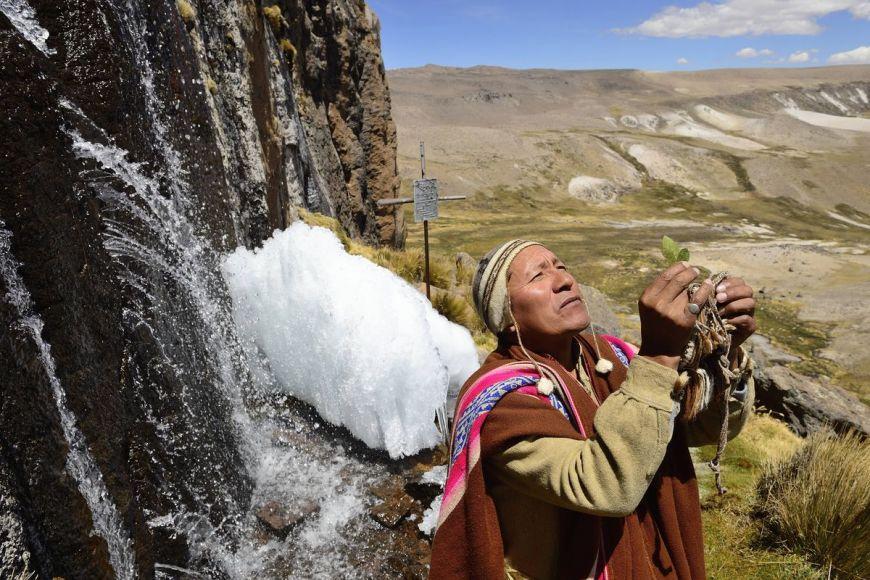 Chaman, Arequipa, Pérou