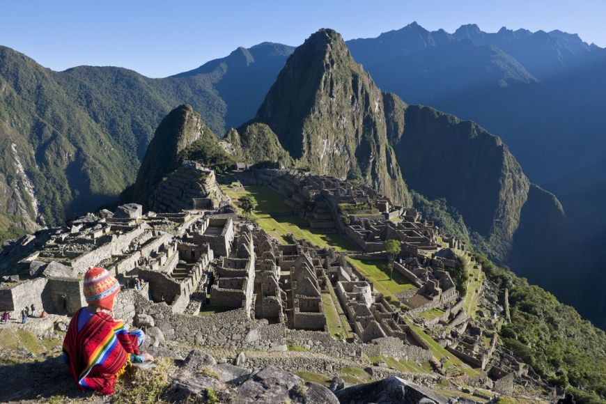 Machu Picchu, Cuzco Province, Peru