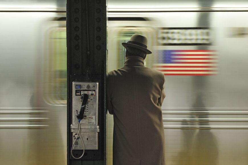 Métro ,Manhattan ,New-York, Etats-Unis