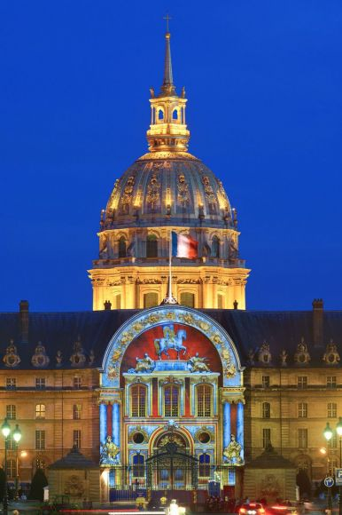 Hôtel des Invalides, Paris, France