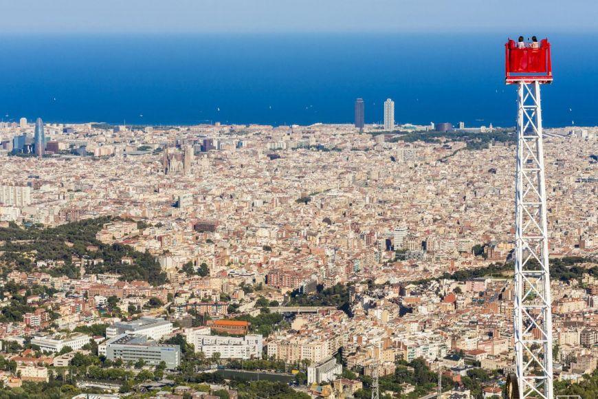 Barceloneta, Barcelone, Catalogne, Espagne