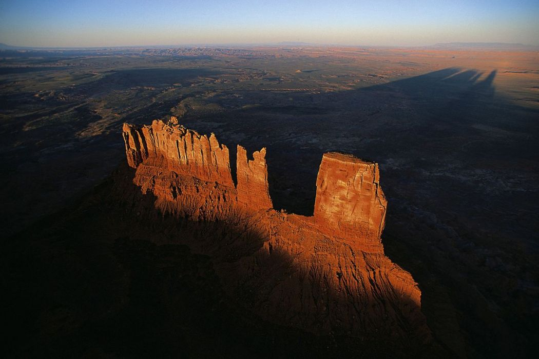 West Mitten Butte, Monument Valley, United States
