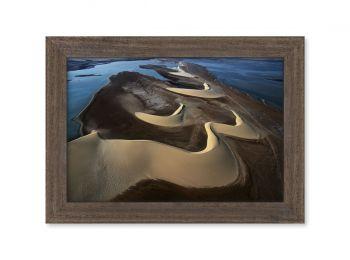 Sea dunes, Qatar