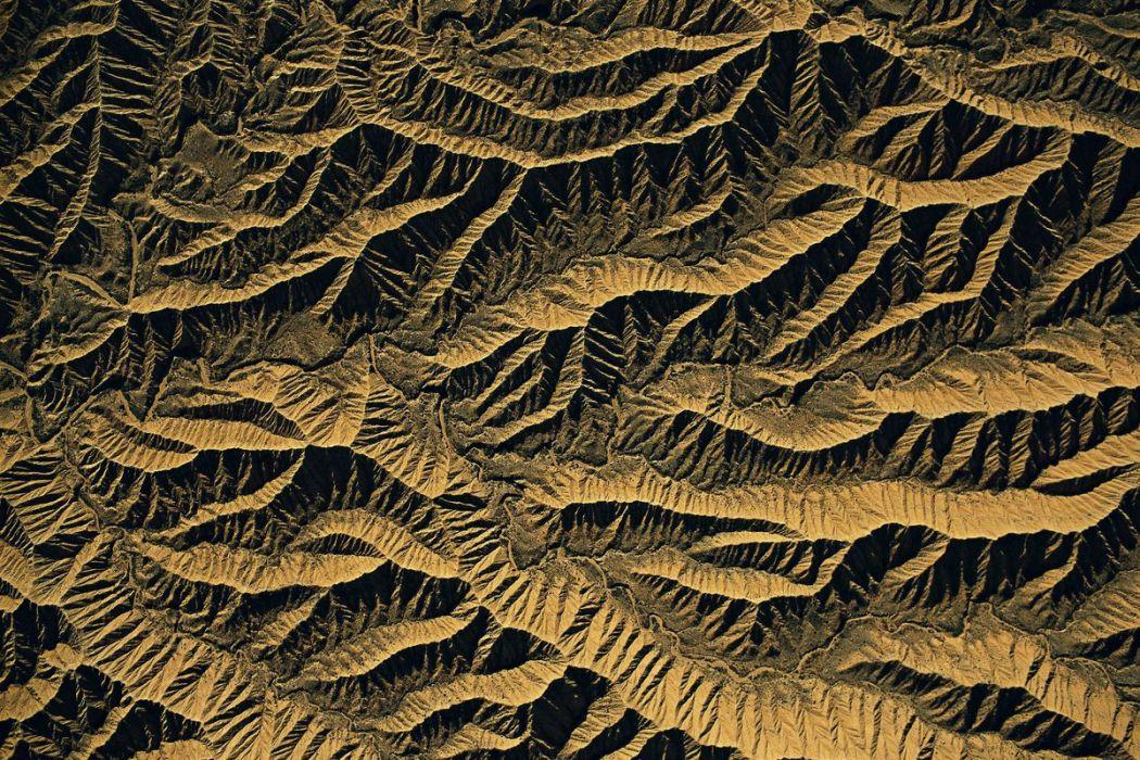 Erosion, Kyrgyzstan