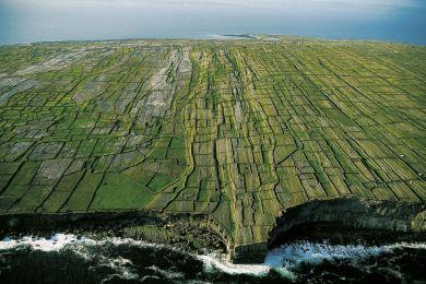 Inishmore cliffs, Irlande
