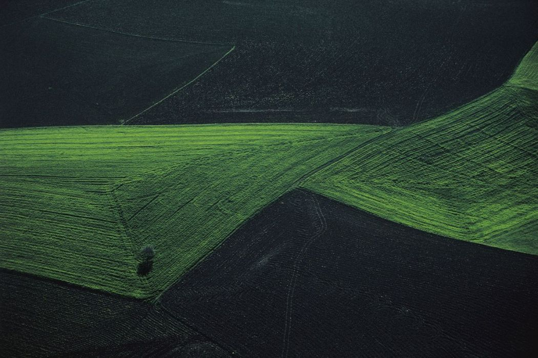 Paysage agricole, Turquie