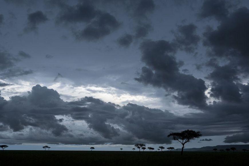 Kenya, saison des pluies