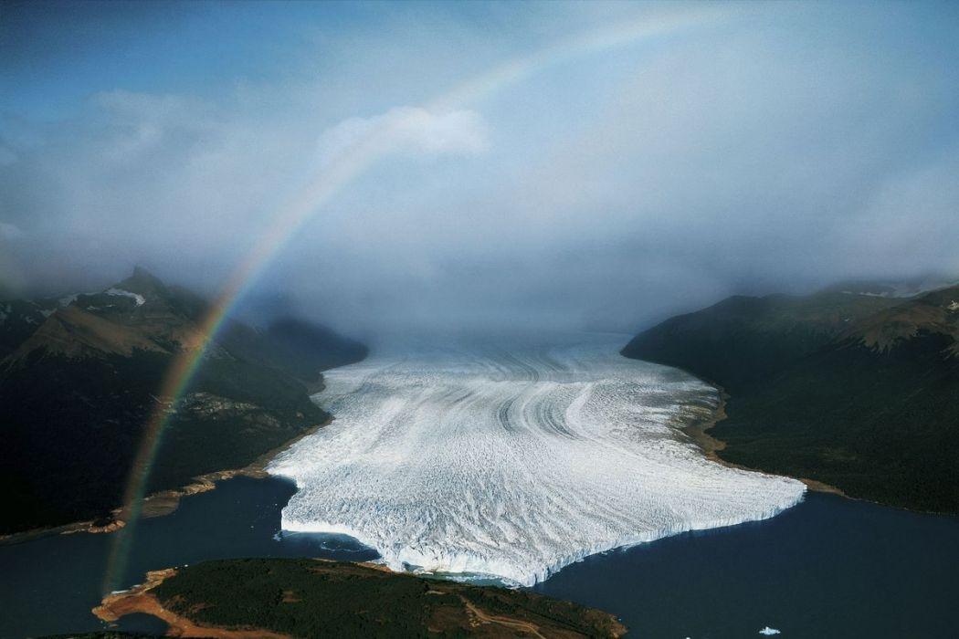 glacier, Argentina
