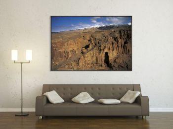 Sanctuaire de Bamiyan, Afghanistan