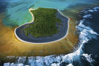 The islets of Nokanhui, New Caledonia