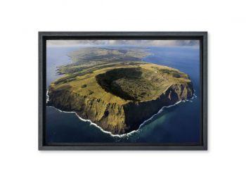 Rano Kau volcano, Easter Island