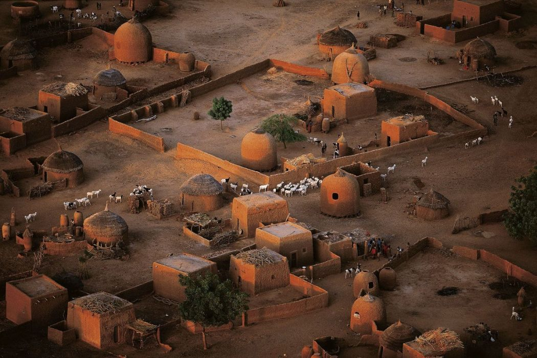 Village near Tahoua, Niger