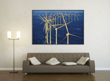 Offshore wind farm, Denmark