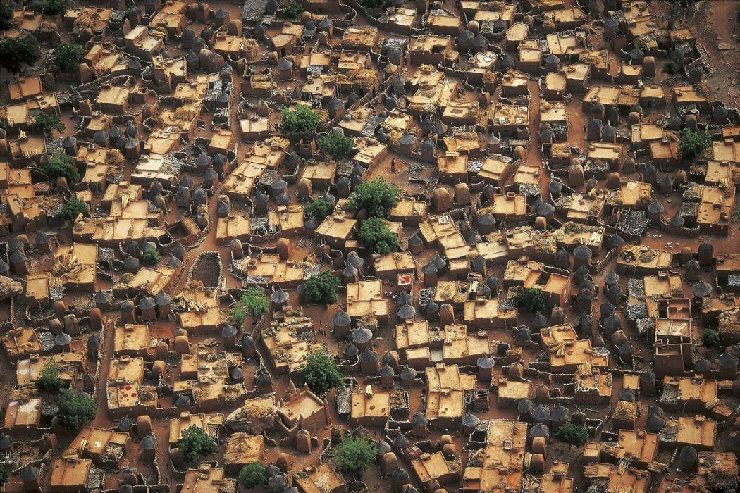 Village Dogon , Mali